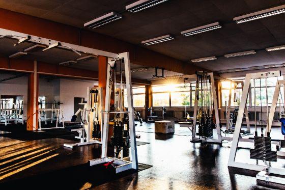 Workout Outdoors mit einem Outdoor Fitness Bereich.